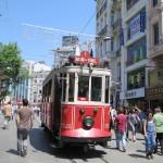 イスタンブールの繁華街 ベイオール地区