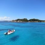 絶景! マッダレーナ諸島 島巡り