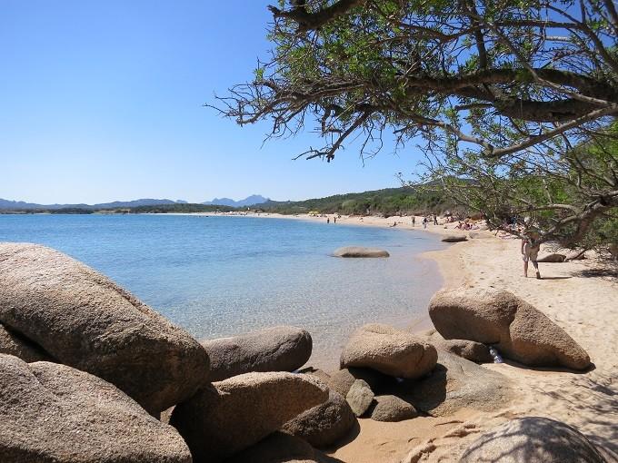 canningione beach