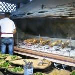 サルデーニャ島のアグリツーリズモでディナー☆