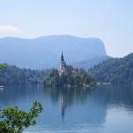 リュブリャナからの日帰り旅 ブレッド湖