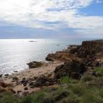 西オーストラリアのピルバラ地方へ。  海辺の町ポイントサムソン