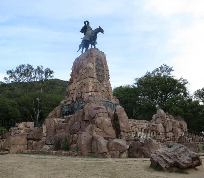 salta 14 monument