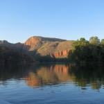アーガイル湖とオード川リバークルーズ(キンバリー地方)