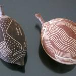 アボリジニアート Boab Nut Carving