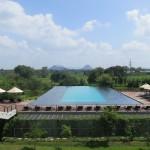 シギリヤの素敵なホテル Aliya Resort & Spa