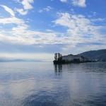 イタリア湖水地方  マッジョーレ湖