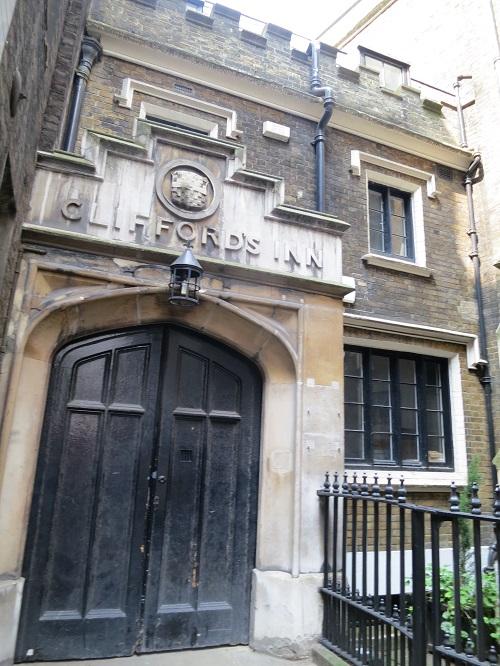 Clifford's Inn Passage