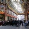 City of London を歩く! リーデンホールマーケット