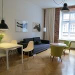 ポーランドの古都クラクフでステキなアパートメントに滞在!