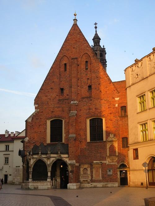 Church of St Barbara (Kościół Św Barbary)