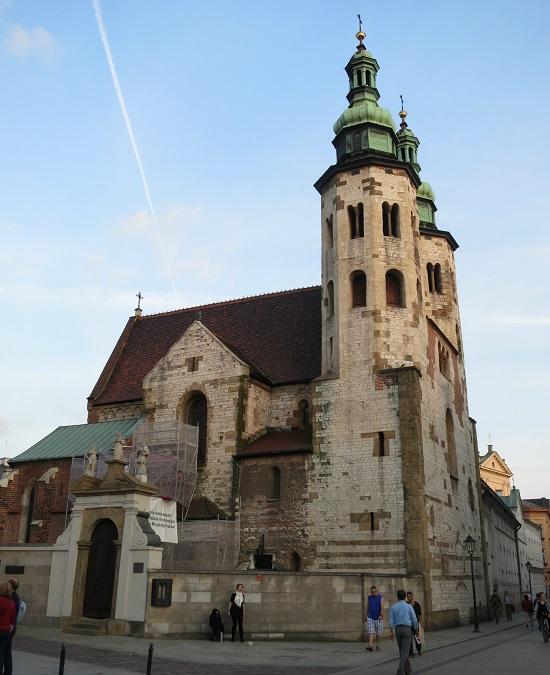 Church of St Andrew (Kościół Św Andrzeja)