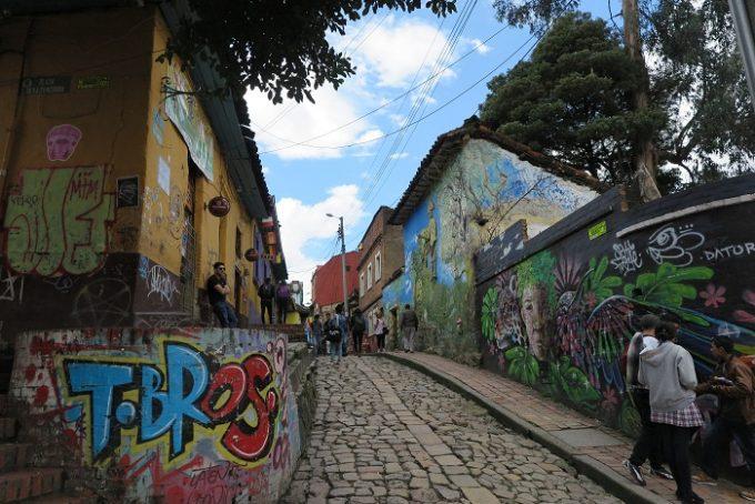 bogota sightseeing 11 oldtown 1 graffiti 0