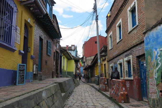 bogota sightseeing 12 oldtown 1 graffiti 1