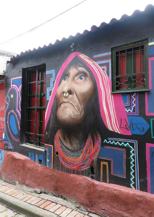 bogota sightseeing 13 oldtown 1 graffiti 2