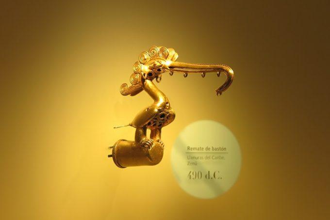 bogota sightseeing 1gold museum 1