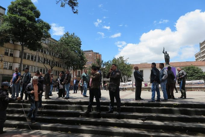 bogota sightseeing 6 plaza