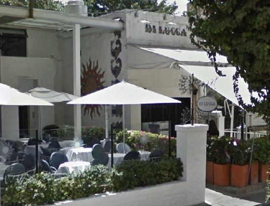 Zona T 付近でランチを食べた素敵なイタリアンレストラン