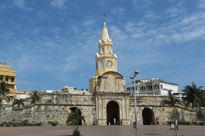cartagena old town 1