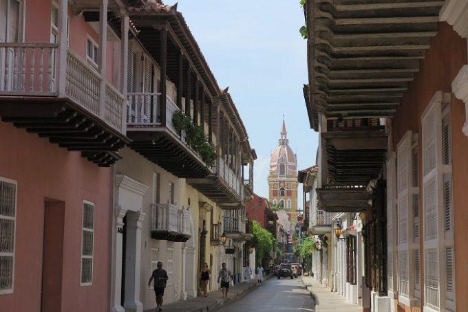 cartagena old town 2