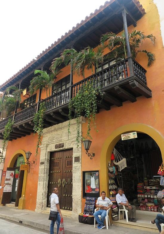 cartagena old town 7