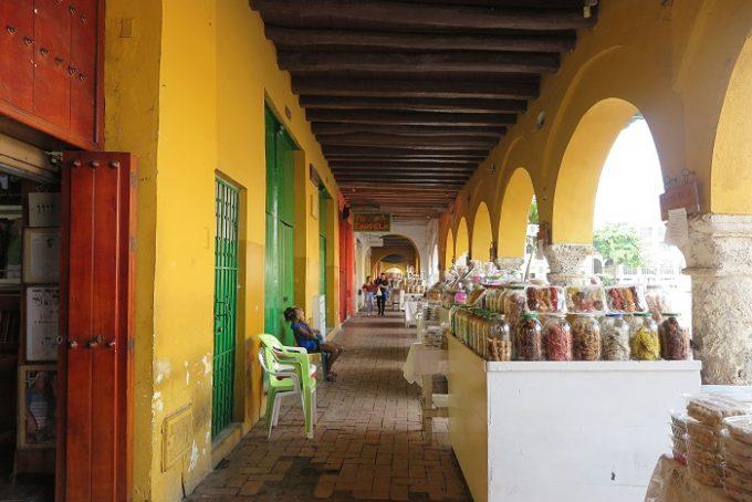 cartagena old town africa 1