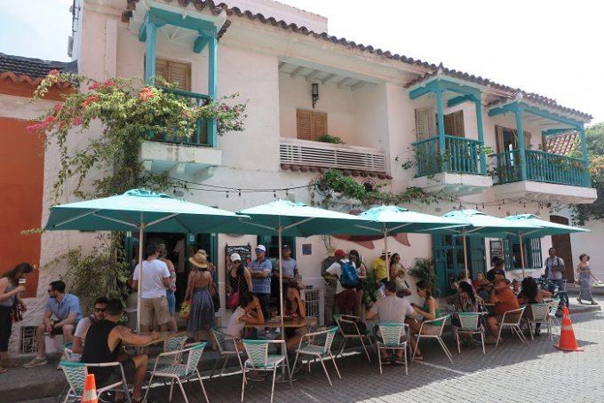 cartagena restaurant 1