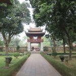 ベトナム北部 ハノイの街
