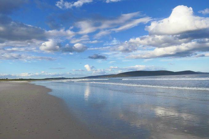 穏やかなミドルトンビーチ