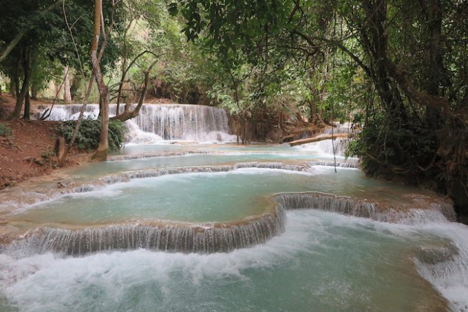 laos waterfall 11