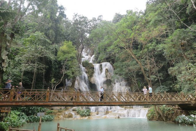laos waterfall 13