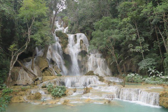 laos waterfall 14