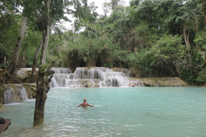 laos waterfall 4