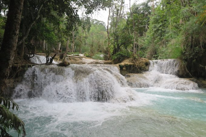 laos waterfall 5