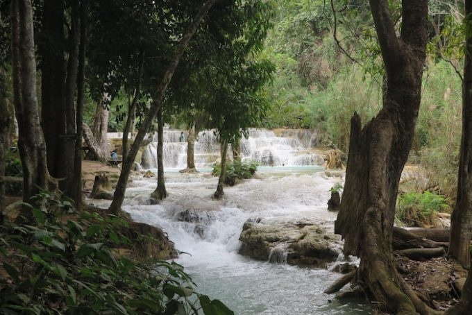 laos waterfall 6