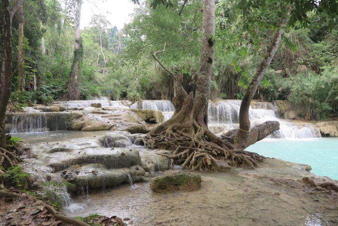 laos waterfall 7