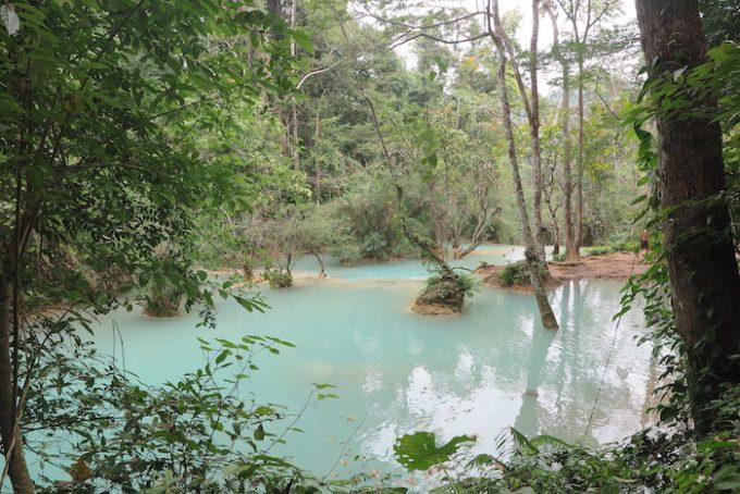 laos waterfall 9