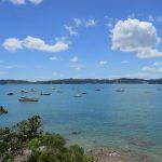 ニュージーランド北部の旅  Bay of Islands