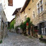 フランスの美しい村  ペルージュ