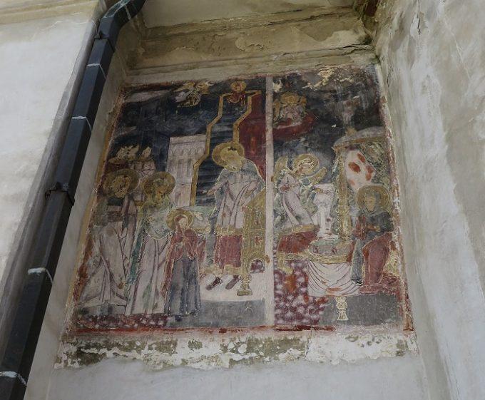 brasov 14 schei church 2