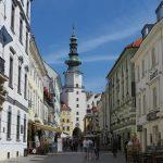 ウイーンからの日帰り旅 スロバキアの首都ブラティスラバ