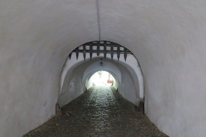 prejmer 4 corridor