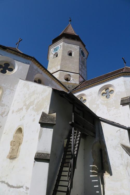 prejmer 9 church 1
