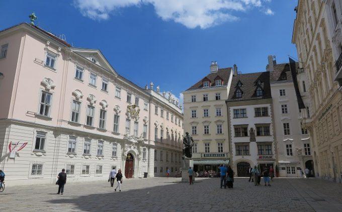 vienna 11 judenplatz