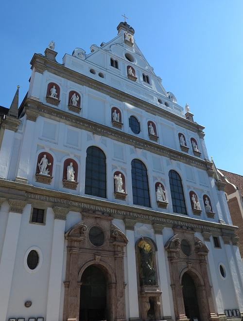 munich 1 Michaelskirche