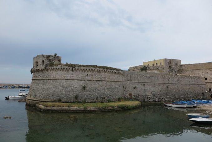 ガリポリ旧市街の城塞