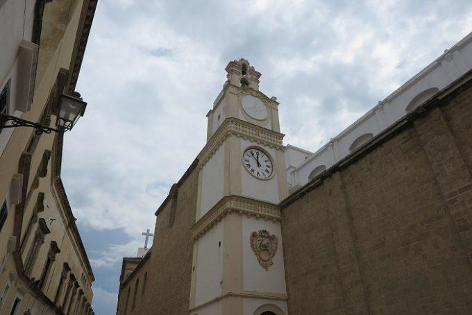 カテドラルの時計台