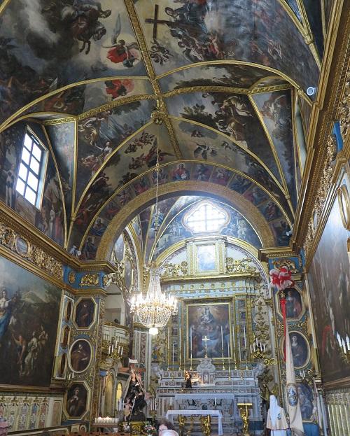 gallipoli 5 church inside